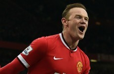 I love to sing opera, jokes Wayne Rooney