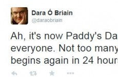 It's official: most Irish people think it's grand to break Lent on Paddy's Day