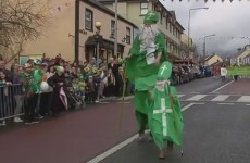 9 things you'll see at every regional St Patrick's Day parade