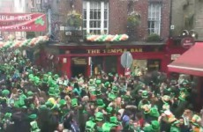 Here's how Temple Bar is faring today…