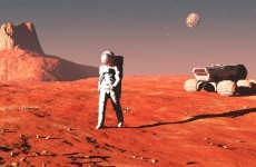 The Mission to Mars is a complete sham…