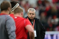 'One team has had an easy run': Gatland criticises 15 years of Six Nations fixtures