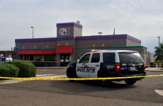 One dead and five wounded in shooting attacks in US suburb