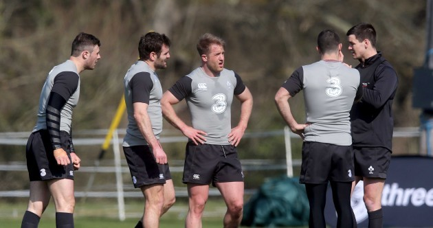 'I find it hard to say I'm lucky, I've worked really hard to get back in this position' – Luke Fitzgerald
