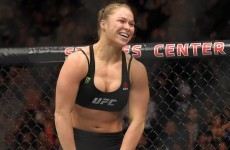 It looks like Ronda Rousey's next victim is about to be confirmed