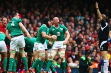 Ireland still without clarity over Wayne Barnes' final scrum penalty call