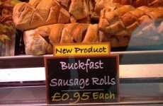 The internet is going mad for these Buckfast-flavoured sausage rolls