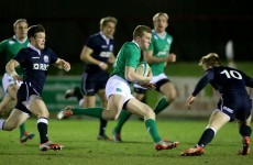 3 players who stood out in Ireland U20s' defeat to Scotland last night