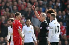 'I want to apologise to everyone in our dressing room and the supporters' - Steven Gerrard