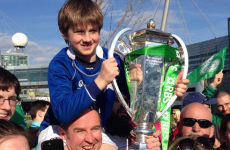 The returning Irish heroes are so sound they are letting fans lift the Six Nations trophy