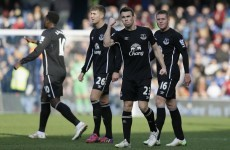 Seamus Coleman nets for Everton as the Merseysiders get the better of QPR