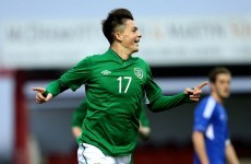 Jack Grealish: 'Hopefully next year, I'll be back playing again for Ireland'