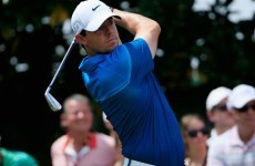 Happy with Masters prep, Rory McIlroy is gunning for the career grand slam