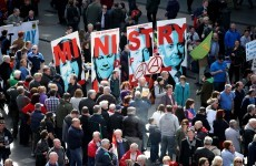Plan to take water charges from wages a 'bullying' tactic – Murphy