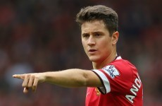 'LVG doesn't like players running with the football' - Herrera