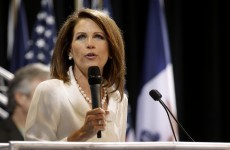 Tea Party favourite Bachmann wins Election 2012 test vote in Iowa
