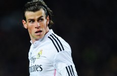 Real Madrid have punished the fan who attacked Gareth Bale's car