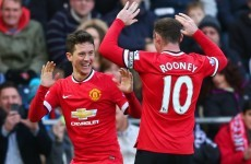 'Rooney insults us in Spanish' - Herrera lifts the lid on Man United dressing room