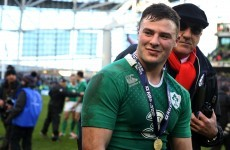 'Henshaw was a contender for Ireland's player of the tournament'