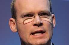 Simon Coveney is NOT happy about Russian war planes flying close to Ireland