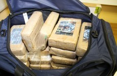 It's been a BAD week for drug smugglers...