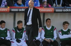 Together at last: Zidane visits Bayern to learn from Guardiola