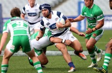 Pat Lam's Connacht have signed a Kiwi back row ahead of next season