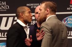 Kavanagh 'blown away' by how easily McGregor has gotten under Aldo's skin