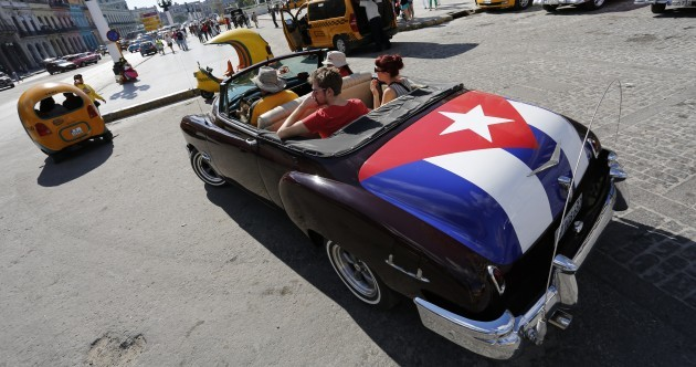 Bank of Ireland wouldn't accept couple's Cuba holiday money