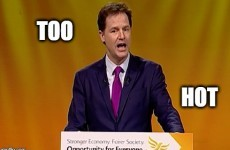 The Lib Dems released an excruciating Uptown Funk video