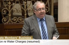 Pat Rabbitte launches scathing attack on RTÉ's coverage of water charges