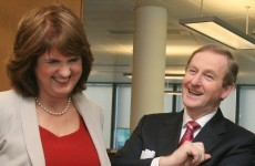 There's great news for Enda and Joan in the latest poll