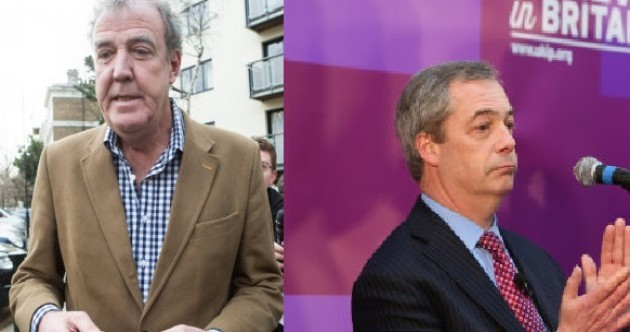 Quiz: Who said it...Jeremy Clarkson or Nigel Farage?