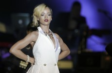 You have to download an app to listen to Rihanna's new song and nobody's happy