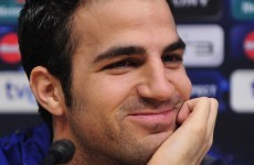 Finally! Barca sign Fabregas