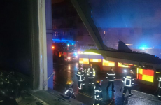 An electric blanket sparked a fire in Dublin apartment block