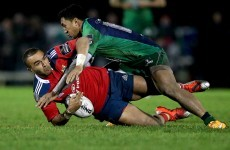 Zebo and TOD return for Munster as Connacht name Marmion and Carty