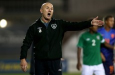 Heartbreak for Ireland U19s as Paul Doolin's side beaten at the death in Germany