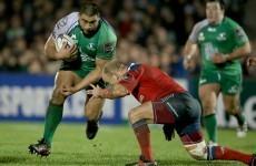 As it happened: Munster v Connacht, Pro12