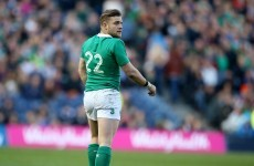 'Myself and Johnny would probably have been the fall guys' - Madigan on tense Six Nations finale