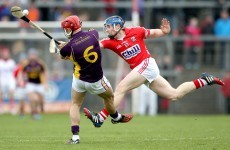 Cork fight back in second-half to see off Wexford and seal league semi-final with Dublin