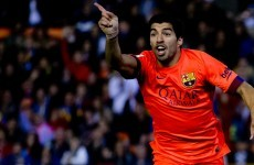 Liverpool the only English club I could play for - Suarez