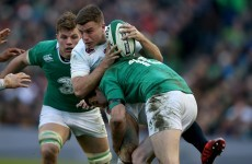 Murphy: Leinster need to squeeze on Ford pressure point like Ireland did