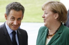 Sarkozy and Merkel to meet today