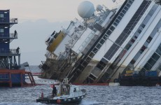 Costa Concordia cruise ship may have been used to smuggle cocaine