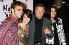 Robin Williams' family fight over his Oscar - but don't want to go to court