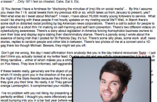 Eoghan McDermott just handed Michael O'Doherty's arse to him on Twitter