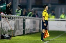 Irish referee Michelle O'Neill picked for the World Cup