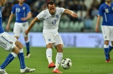 Townsend hits out at Merson on Twitter after England strike