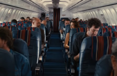 Irish cinemagoers warned over film featuring eerily familiar plane crash